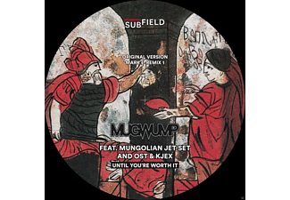 Mugwup - Until Your're Worth It - (Vinyl)