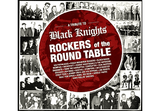 VARIOUS - Tribute To Black Knights [CD]