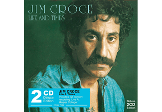 Jim Croce - Life And Times (2cd-Deluxe Edition) [CD]