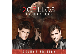 2 Cellos - Celloverses - Deluxe Edition (CD)