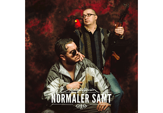 Audio88, Yassin - Normaler Samt [LP + Bonus-CD]