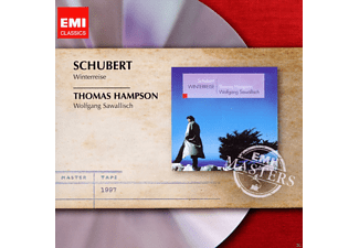 Thomas Hampson, Wolfgang Sawallisch - Winterreise [CD]