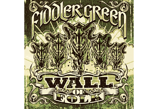 Fiddler's Green - Wall Of Folk (Deluxe Edition) - (CD + DVD Video)