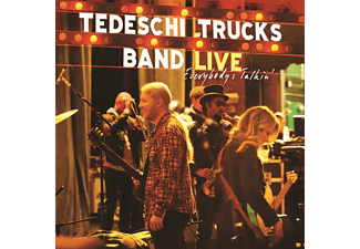 Tedeschi Trucks Band - Everybody's Talkin' - Live (Vinyl LP (nagylemez))