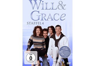 Will & Grace - Staffel 4 [DVD]