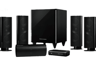 HARMAN KARDON HKTS 65 Black