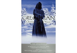 Gregorian - Christmas Chants & Visions [DVD + CD]