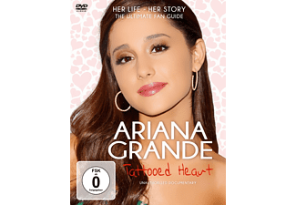 Ariana Grande-Tattoed Heart - (DVD)