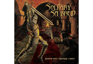 Solitary Sabred - Redemption Through Force - (CD)