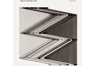 Death Cab For Cutie - Kintsugi - (CD)