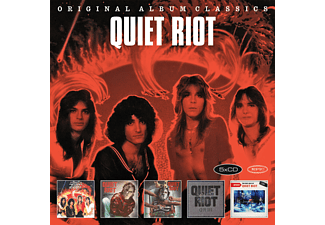 Quiet Riot - Original Album Classics [CD]