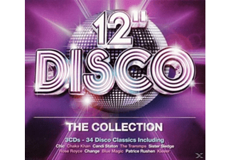 "12"" Disco - The Collection - 12 Inch Disco-The Collection [CD]"