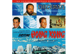 OST/VARIOUS - Checkmate/Hongkong [CD]