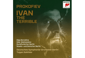 Tugan/+ Dso Berlin/sokhiev - Ivan The Terrible - (CD)