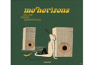 Mo# Horizons - And The Banana Soundsystem - (CD)