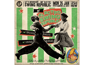 Swing Republic - Mo' Electro Swing Republic [CD]
