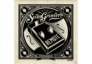 Swingrowers - Remote - (CD)