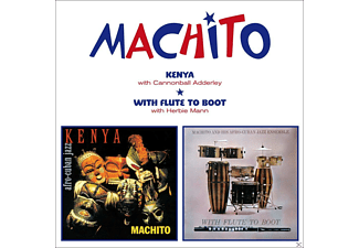 Machito - Kenya & With Flute To Boot [CD]