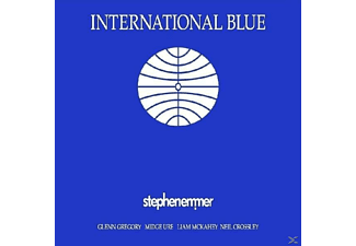 Stephen Emmer - International Blue [Vinyl]