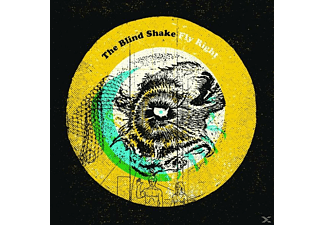 The Blind Shake - Fly Right [CD]