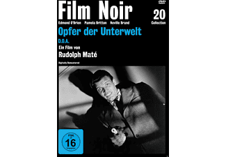 Opfer der Unterwelt (Film Noir Collection 20) [DVD]