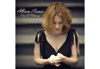 Allison Moorer - Down To Believing [CD]