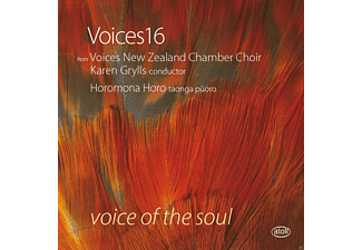 New Zealand Chamber Choir - Voices Of Soul [CD]