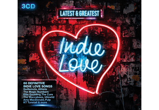VARIOUS - Indie Love-Latest & Greatest - (CD)