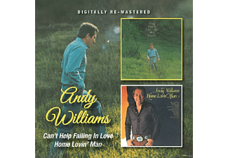 Andy Williams - Can't Help Falling In Love/Home Lovin' Man - (CD)