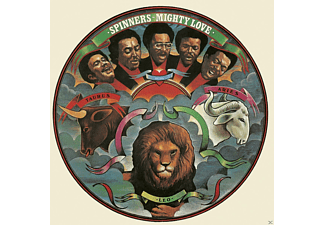 The Spinners - Mighty Love - (CD)