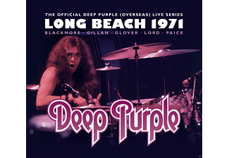 Deep Purple - Long Beach 1971 - (Vinyl)