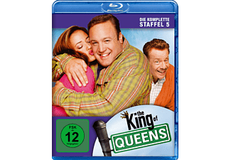 King of Queens - Staffel 5 - (Blu-ray)