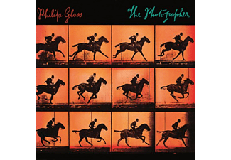Philip Glass - The Photographer (Vinyl LP (nagylemez))