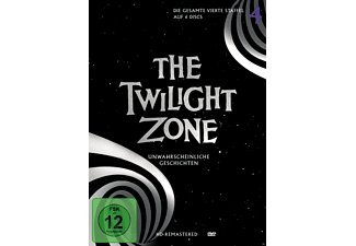 The Twilight Zone - Staffel 4 [DVD]