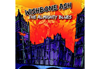 Wishbone Ash - Almighty Blues [CD]