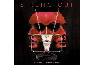 Strung Out - Transmission.Alpha.Delta [CD]