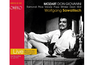 VARIOUS - Mozart: Don Giovanni - (CD)