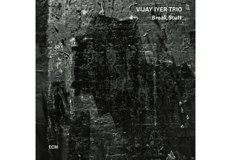 Vijay Iyer Trio - Break Stuff [CD]