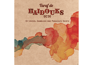 Taraf De Haïdouks - Of Lovers, Gamblers And Parachute Skirts [CD]