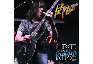 Pat Travers Band - Live At The Iridium NYC (CD)