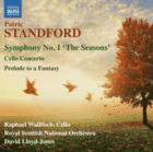 Raphael Wallfisch, Royal Scottisch National Orchestra - Standford: Symphony No. 1, Cello Concerto & Prelude To A Fantasy [CD] jetztbilligerkaufen