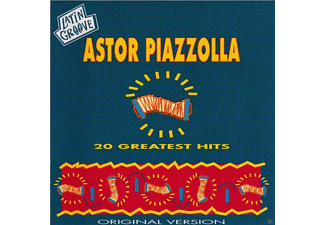 Astor Piazzolla - 20 Greatest Hits [CD]