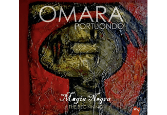 Omara Portuondo - Magia Negra - The Beginning - (CD)