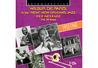 Wilber De Paris & His  New Orleans Jazz - Hot Mustard - (CD)
