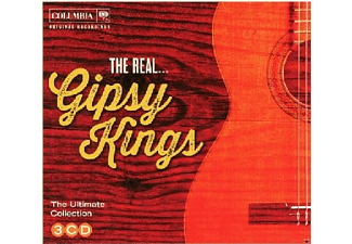 Gipsy Kings - The Real... Gipsy Kings [CD]