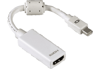 ISY Mini Display Port adapter voor HDMI wit (IMD 3000)