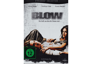 Blow (Steel Edition Collection) [DVD]