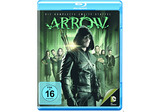 Arrow - Die komplette 2. Staffel [Blu-ray]