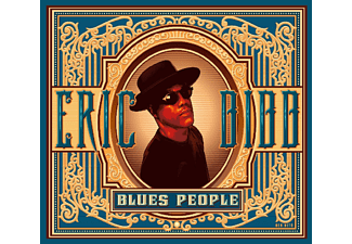 Eric Bibb - Blues People - (CD)