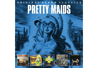 Pretty Maids - Original Album Classics - (CD)